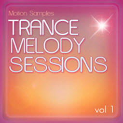 Motion Samples Trance Melody Sessions Vol.1 WAV, samples audio, WAV, Vol. 1, Trance Melody Sessions, Motion Samples