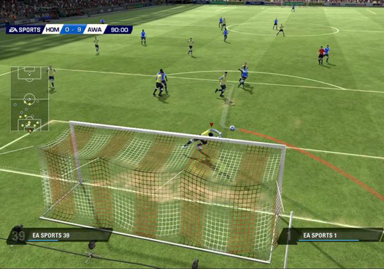 Hilo FIFA 11-Xbox 360 Be-a-goalkeeper-2-20b7666