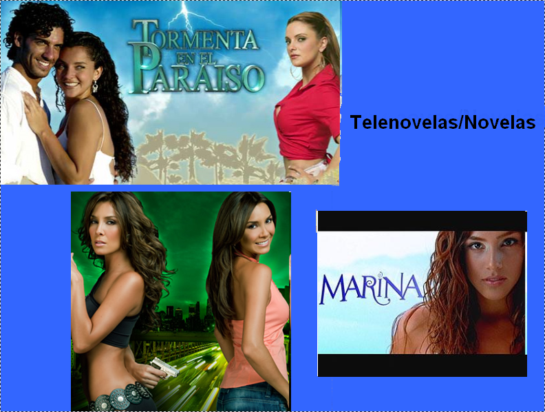 Telenovelas/Novelas