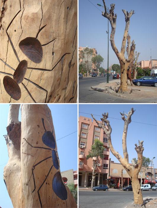 l 39 art de sculpter les arbres sourour et son partage au quotidien. Black Bedroom Furniture Sets. Home Design Ideas