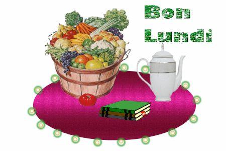 fruits-legumes-cafe-table-nappe-livre-flora