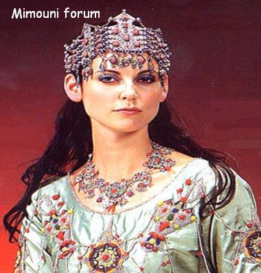 amazigh - Naissance et mort du Royaume Amazigh - Page 2 Mimuni-femme-espagne-1315337