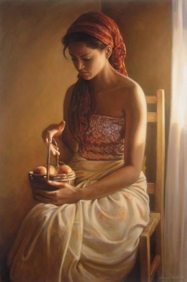 belle-femme-image-fruit-flora