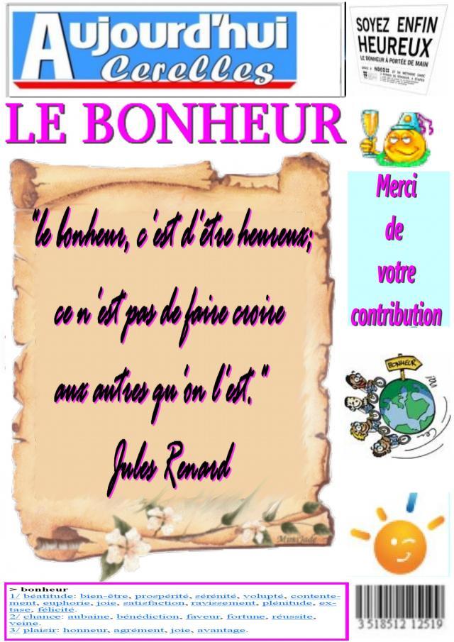 LE JOURNAL DE MARDI dans Le journal de Cérelles journal-le-bonheur-14fa876