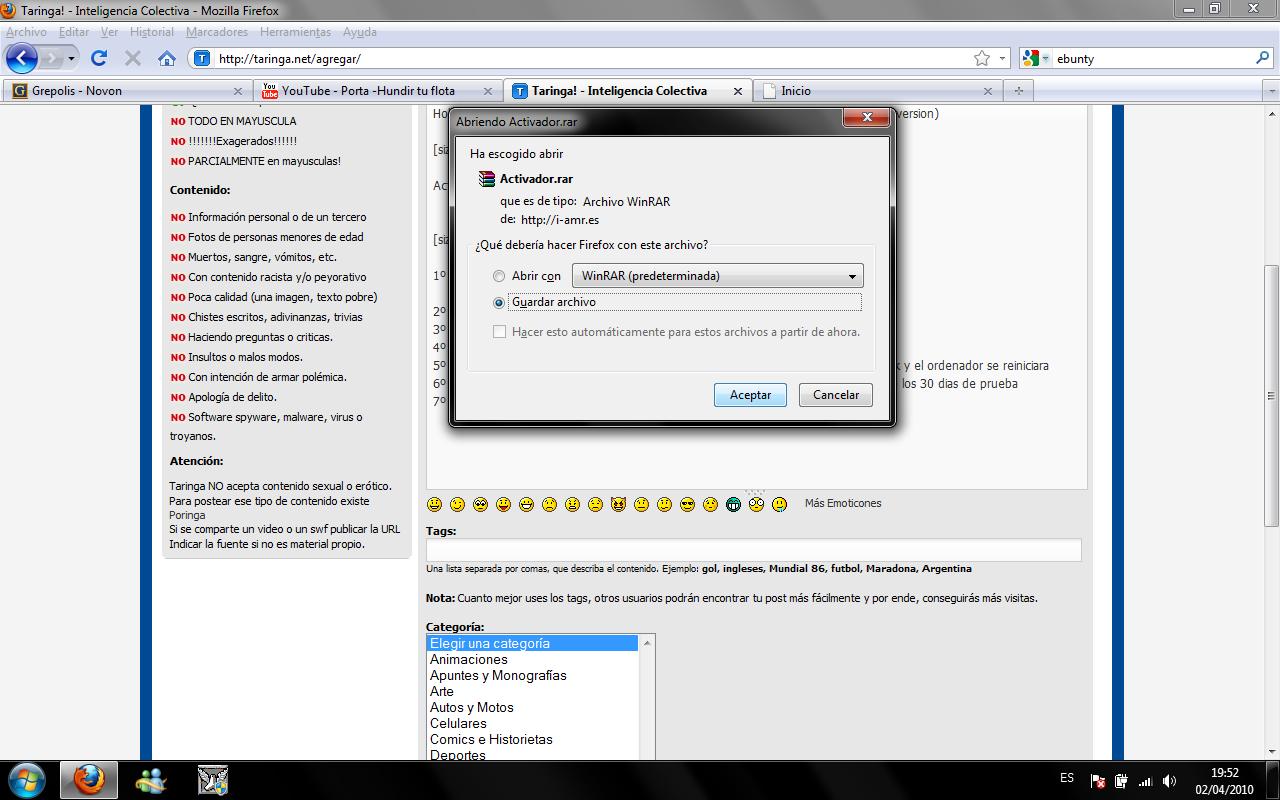 Validar Windows 7