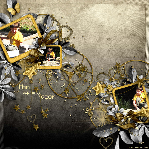 """kit """" C'est de l'or"""" Mon-apprenti-maco...or-soubi-2082e1c"""